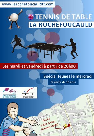 Affiche ping